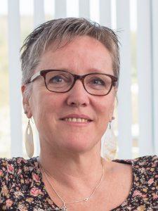Portrait de Ruth-Lise Fasel